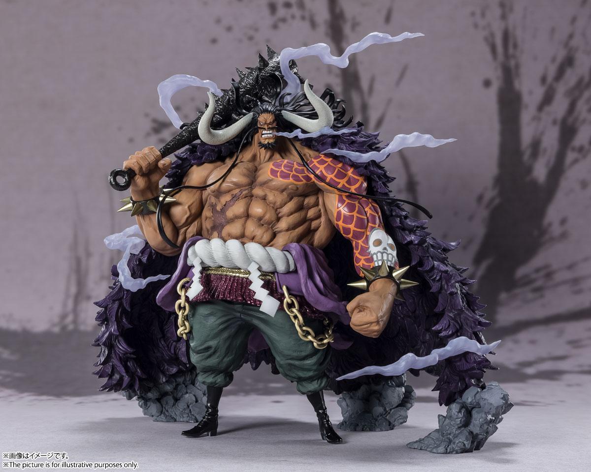 フィギュアーツZERO[EXTRA BATTLE]『百獣のカイドウ』ONE PIECE 完成品フィギュア-001