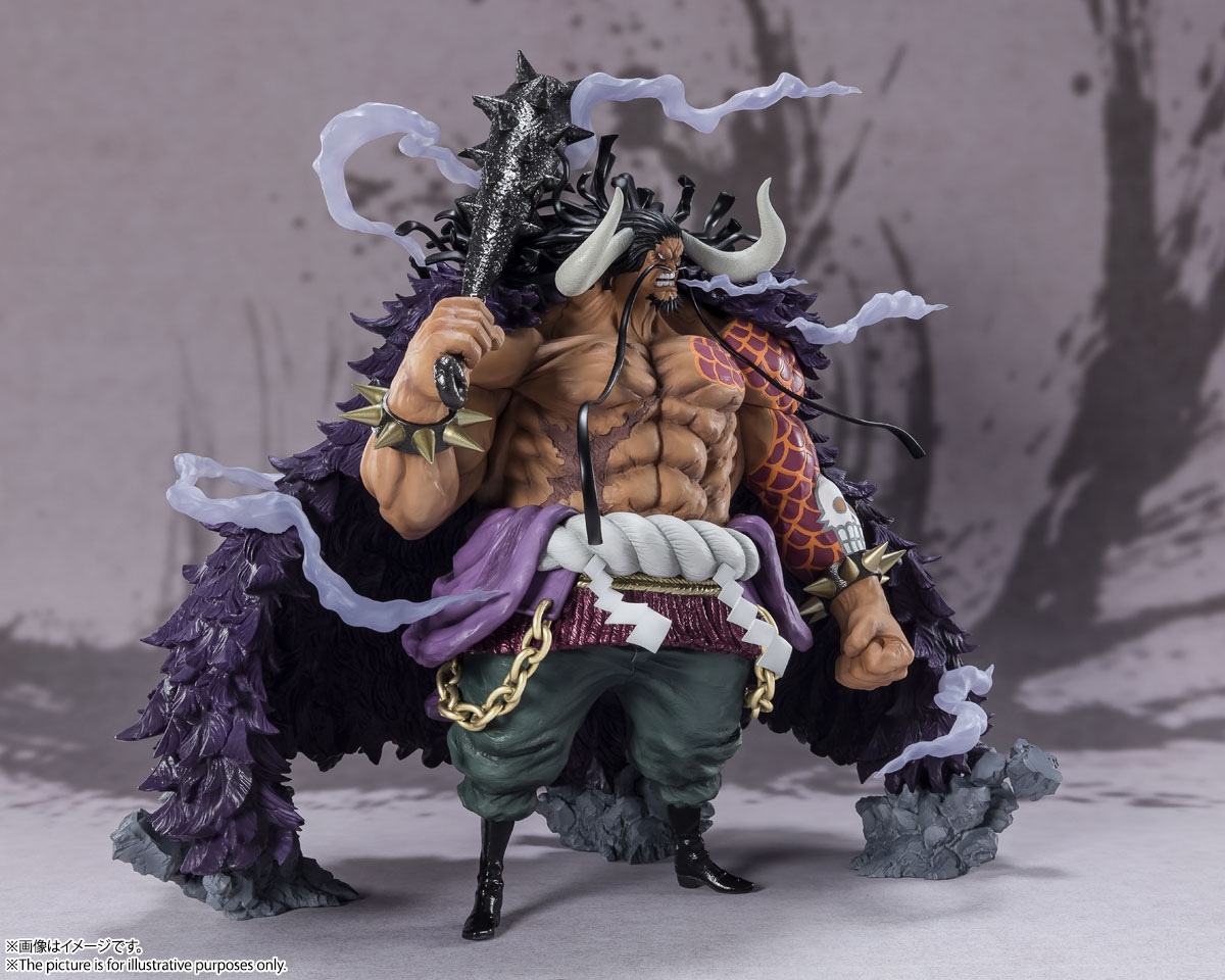 フィギュアーツZERO[EXTRA BATTLE]『百獣のカイドウ』ONE PIECE 完成品フィギュア-003