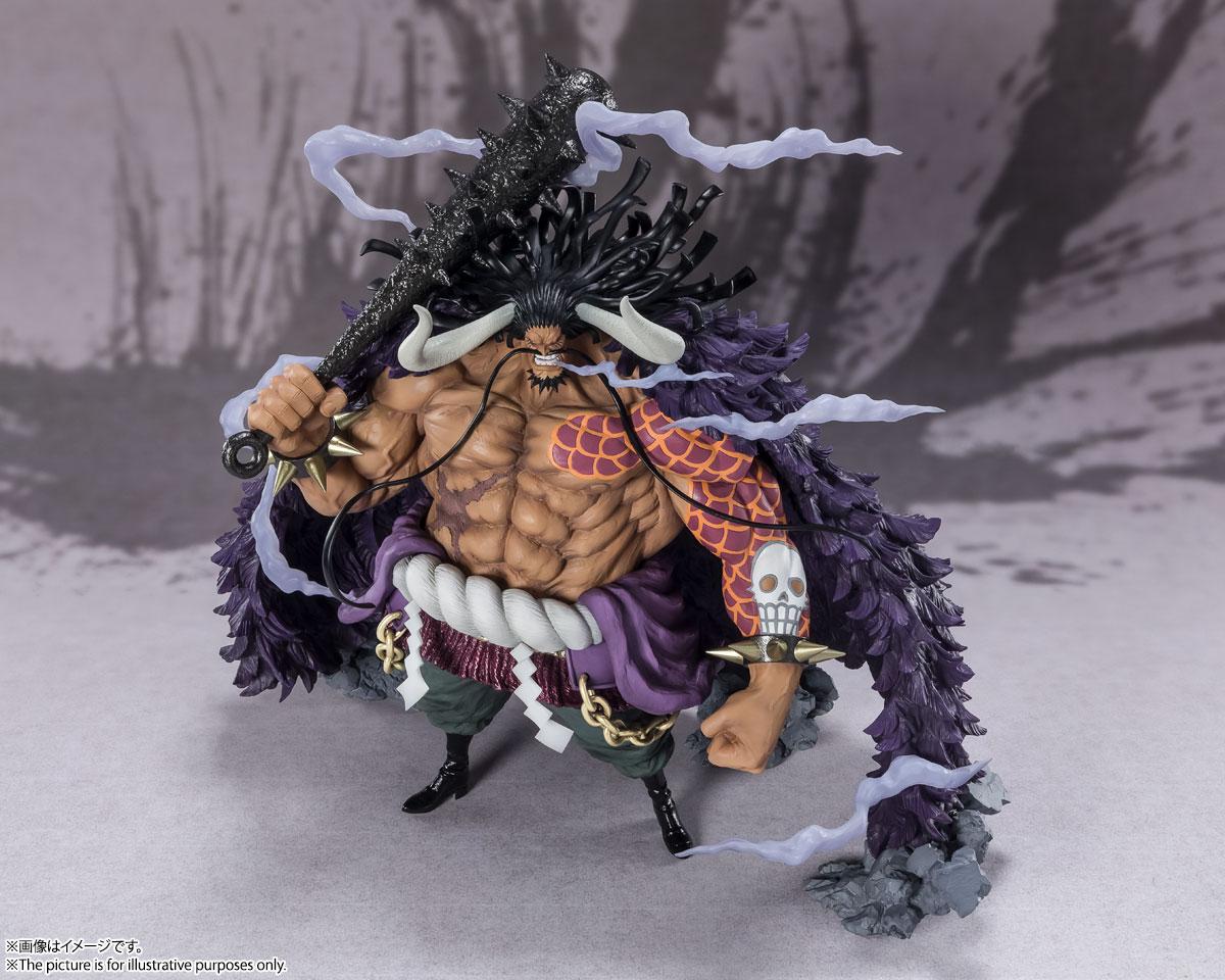 フィギュアーツZERO[EXTRA BATTLE]『百獣のカイドウ』ONE PIECE 完成品フィギュア-006