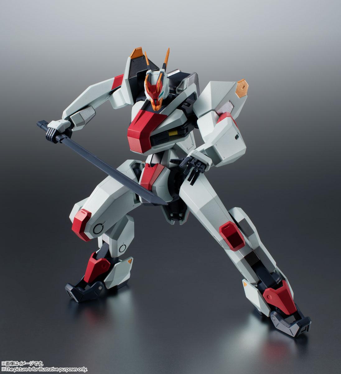 ROBOT魂〈SIDE AMAIM〉『ケンブ』境界戦機 可動フィギュア-002