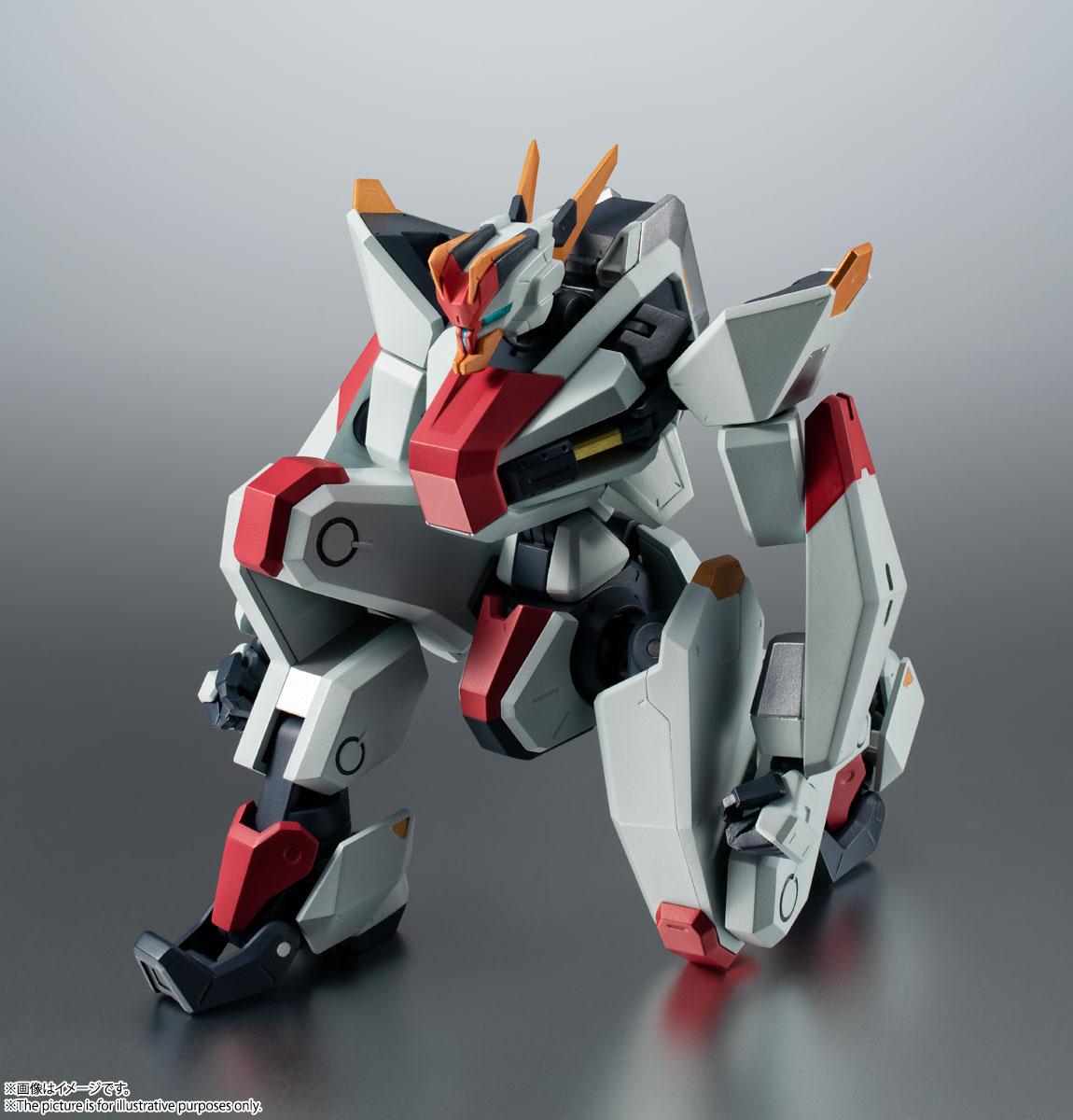 ROBOT魂〈SIDE AMAIM〉『ケンブ』境界戦機 可動フィギュア-003