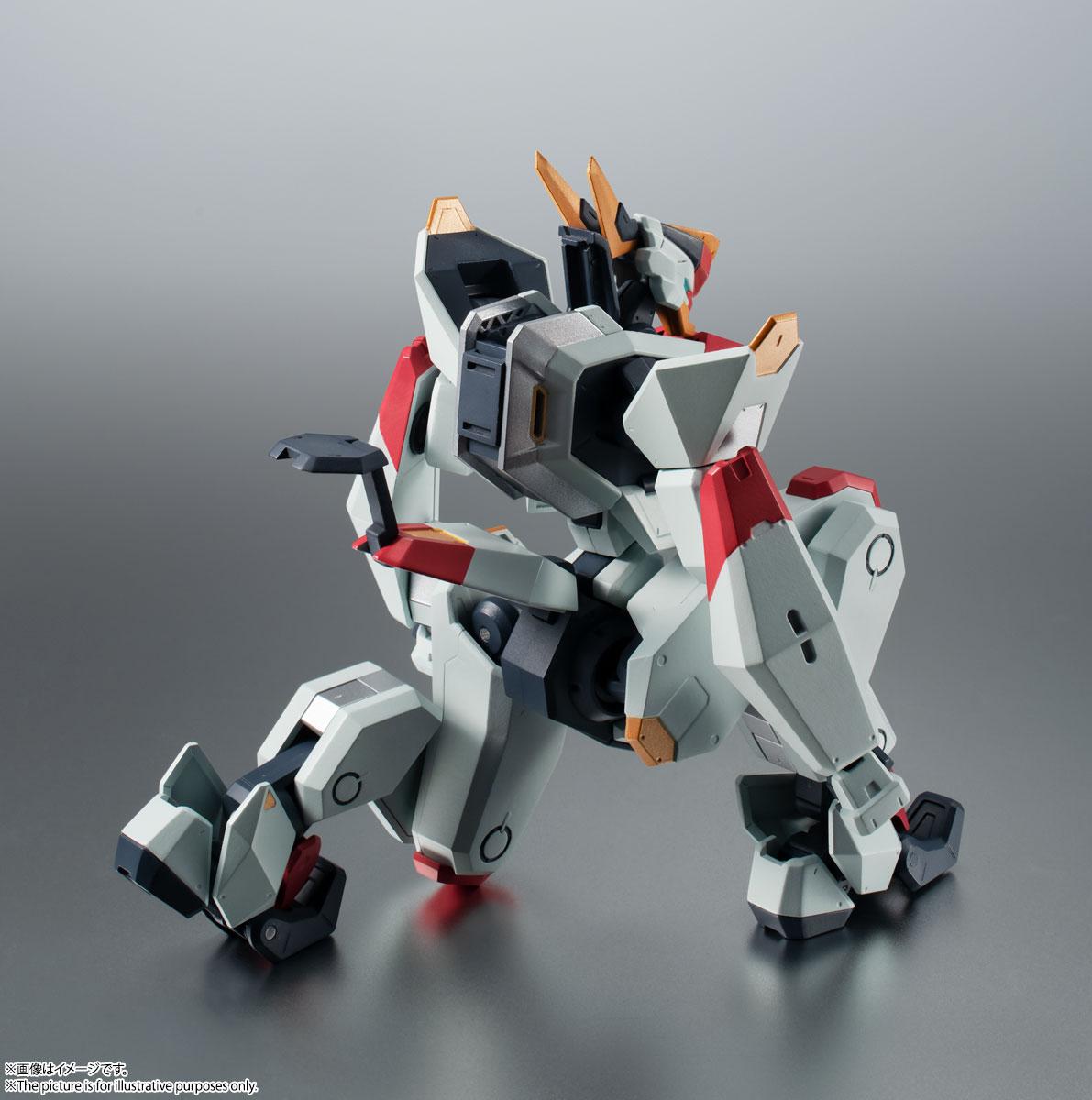 ROBOT魂〈SIDE AMAIM〉『ケンブ』境界戦機 可動フィギュア-004