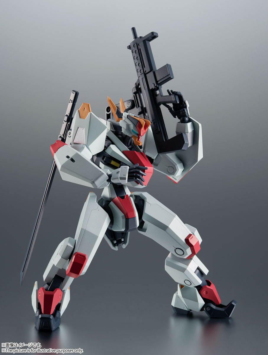 ROBOT魂〈SIDE AMAIM〉『ケンブ』境界戦機 可動フィギュア-006