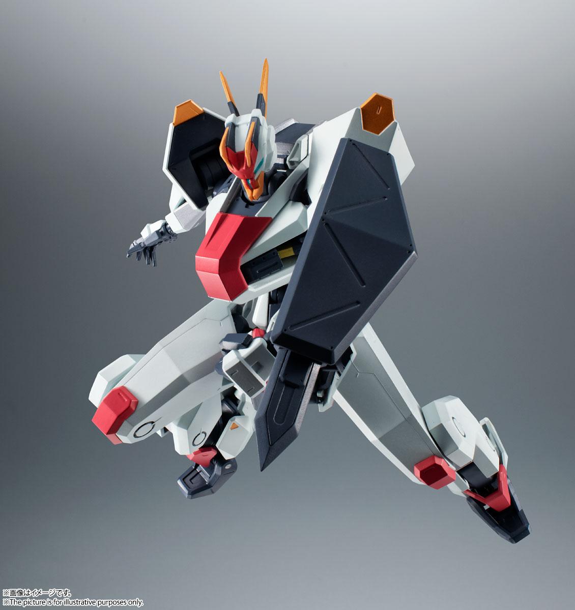ROBOT魂〈SIDE AMAIM〉『ケンブ』境界戦機 可動フィギュア-007