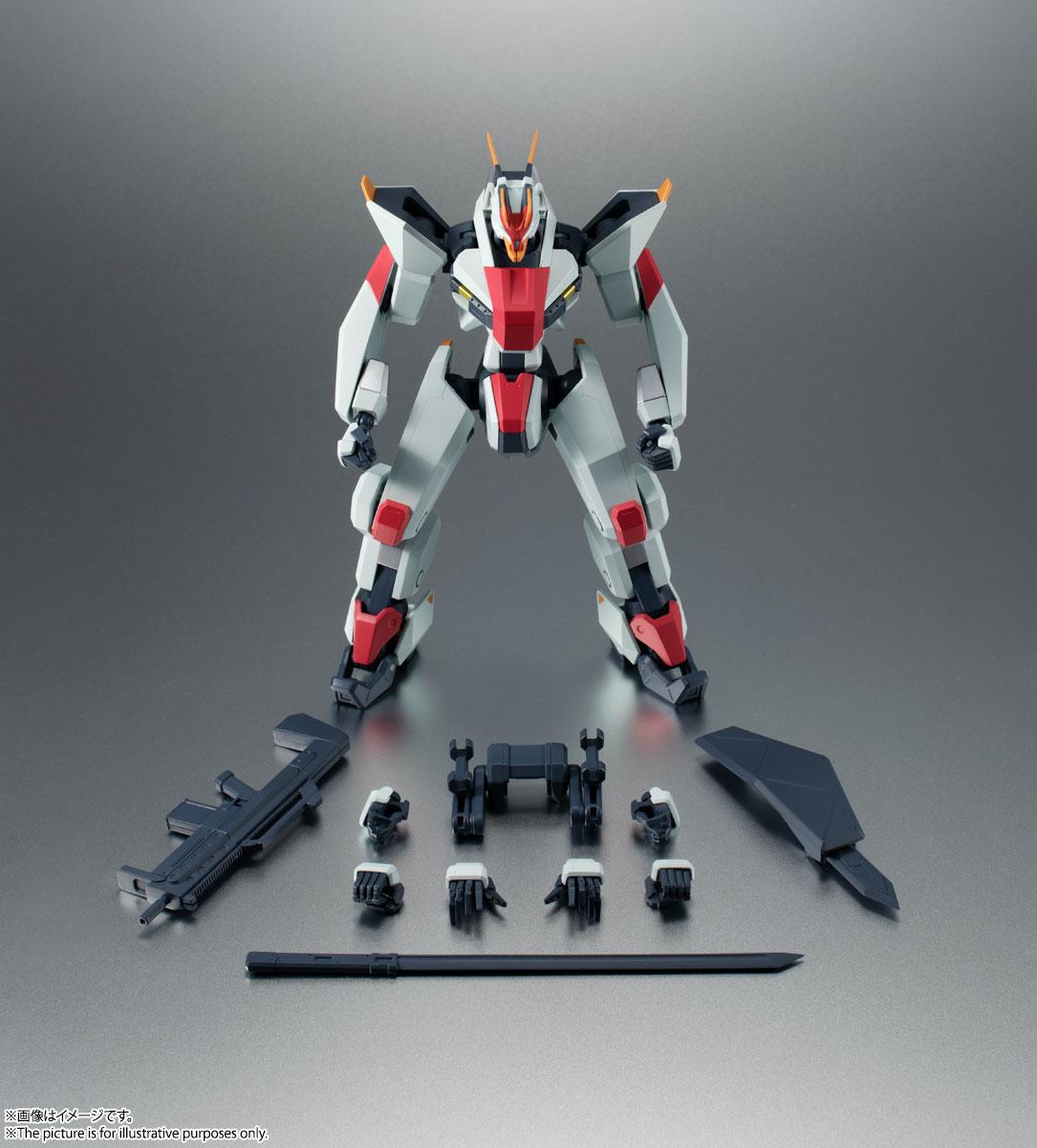 ROBOT魂〈SIDE AMAIM〉『ケンブ』境界戦機 可動フィギュア-008