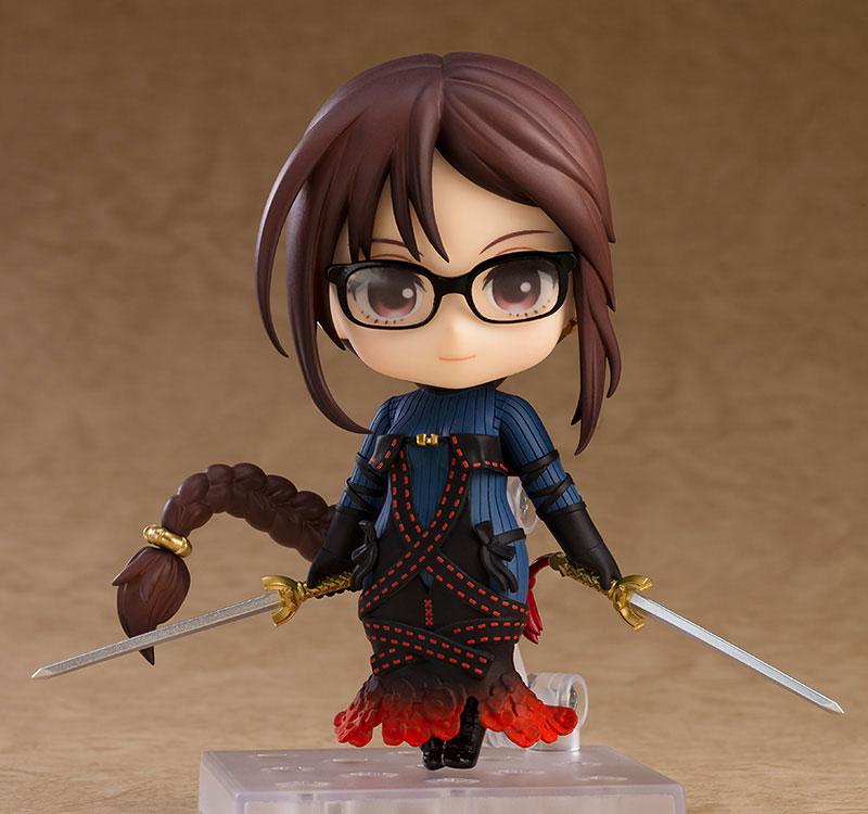 ねんどろいど『アサシン/虞美人』Fate/Grand Order デフォルメ可動フィギュア-001