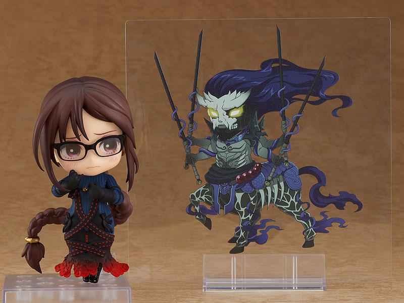 ねんどろいど『アサシン/虞美人』Fate/Grand Order デフォルメ可動フィギュア-004