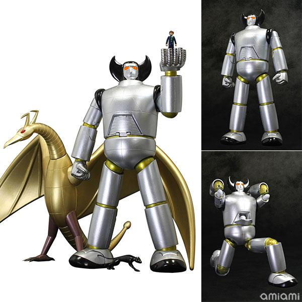 メタル・アクション『ポセイドン』バビル2世 可動フィギュア