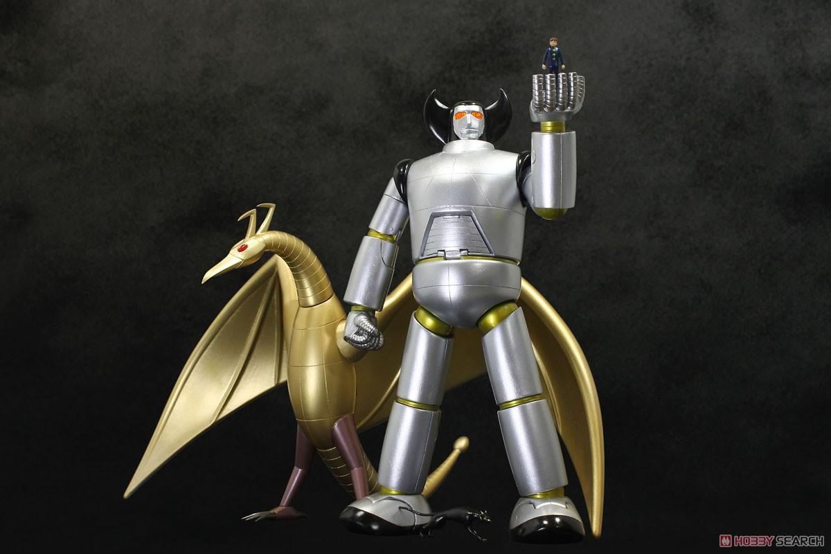 メタル・アクション『ポセイドン』バビル2世 可動フィギュア-001
