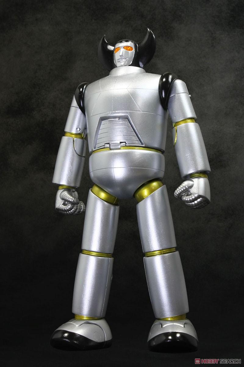 メタル・アクション『ポセイドン』バビル2世 可動フィギュア-002