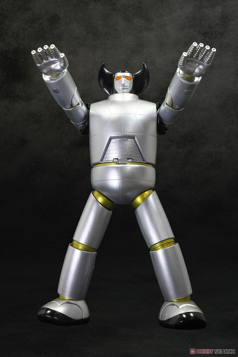 メタル・アクション『ポセイドン』バビル2世 可動フィギュア-003