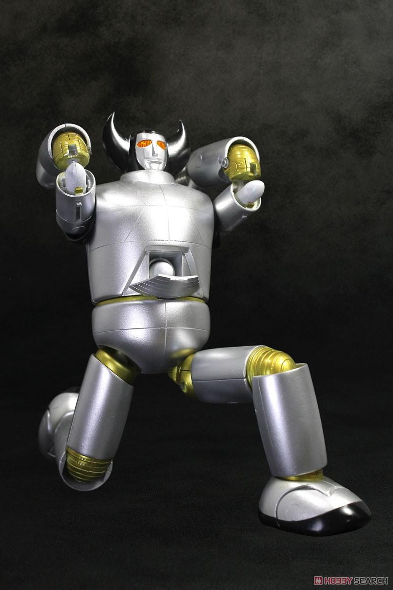 メタル・アクション『ポセイドン』バビル2世 可動フィギュア-004