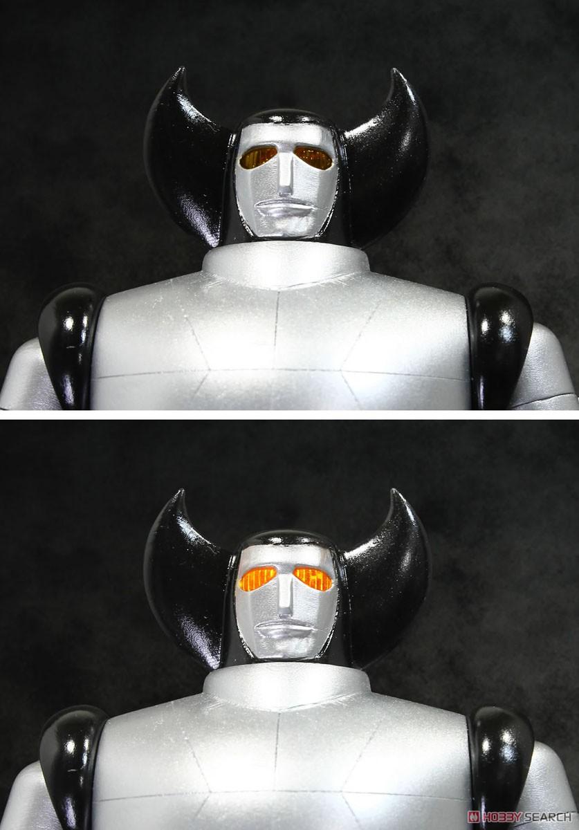 メタル・アクション『ポセイドン』バビル2世 可動フィギュア-005