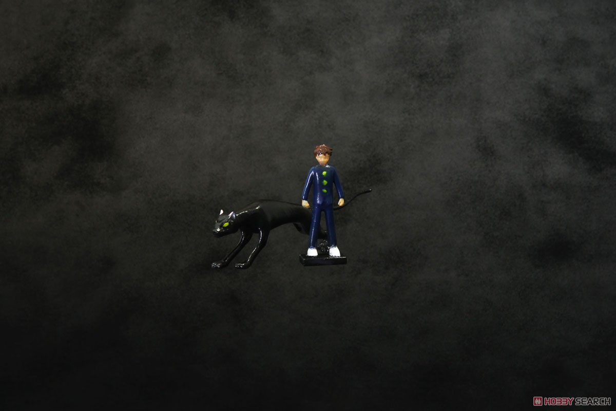 メタル・アクション『ポセイドン』バビル2世 可動フィギュア-007