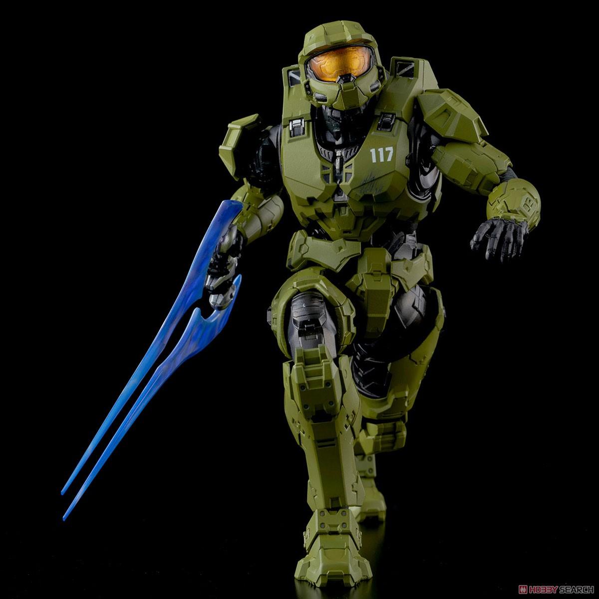 RE:EDIT HALO INFINITE『Master Chief MJOLNIR Mark VI [GEN 3]/マスターチーフ:ミョルニル・アーマー マーク4』ヘイロー 1/12 可動フィギュア-006