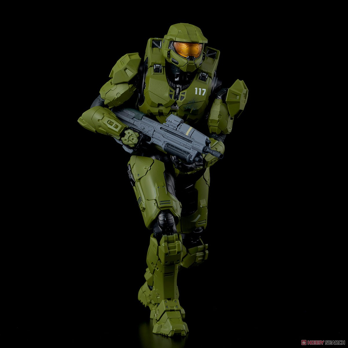 RE:EDIT HALO INFINITE『Master Chief MJOLNIR Mark VI [GEN 3]/マスターチーフ:ミョルニル・アーマー マーク4』ヘイロー 1/12 可動フィギュア-007