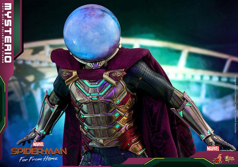 ムービー・マスターピース『ミステリオ』スパイダーマン:ファー・フロム・ホーム 1/6 可動フィギュア-003