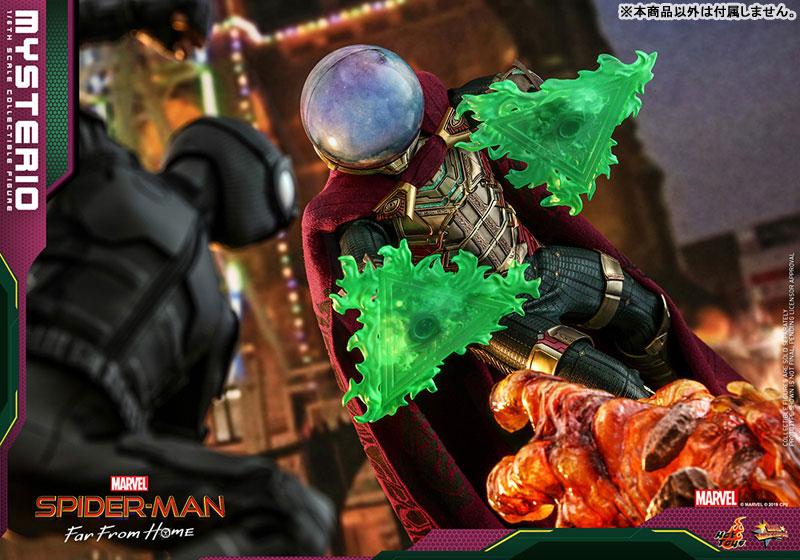 ムービー・マスターピース『ミステリオ』スパイダーマン:ファー・フロム・ホーム 1/6 可動フィギュア-010