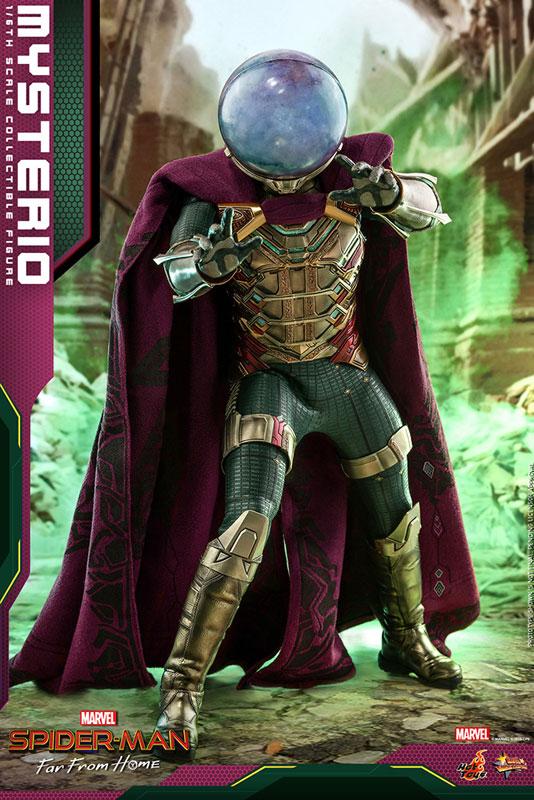 ムービー・マスターピース『ミステリオ』スパイダーマン:ファー・フロム・ホーム 1/6 可動フィギュア-013