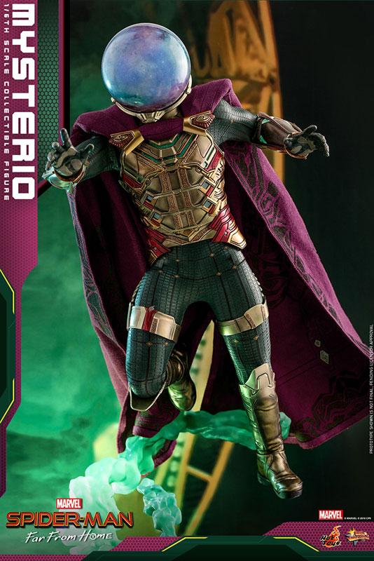 ムービー・マスターピース『ミステリオ』スパイダーマン:ファー・フロム・ホーム 1/6 可動フィギュア-015