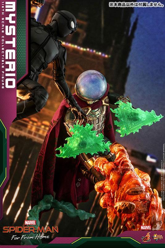 ムービー・マスターピース『ミステリオ』スパイダーマン:ファー・フロム・ホーム 1/6 可動フィギュア-019