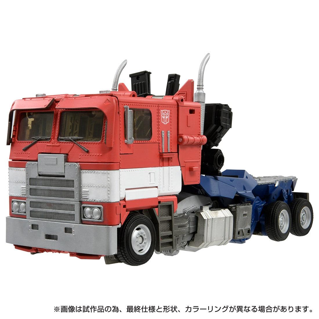 マスターピース『MPM-12 オプティマスプライム』トランスフォーマー 可変可動フィギュア-002
