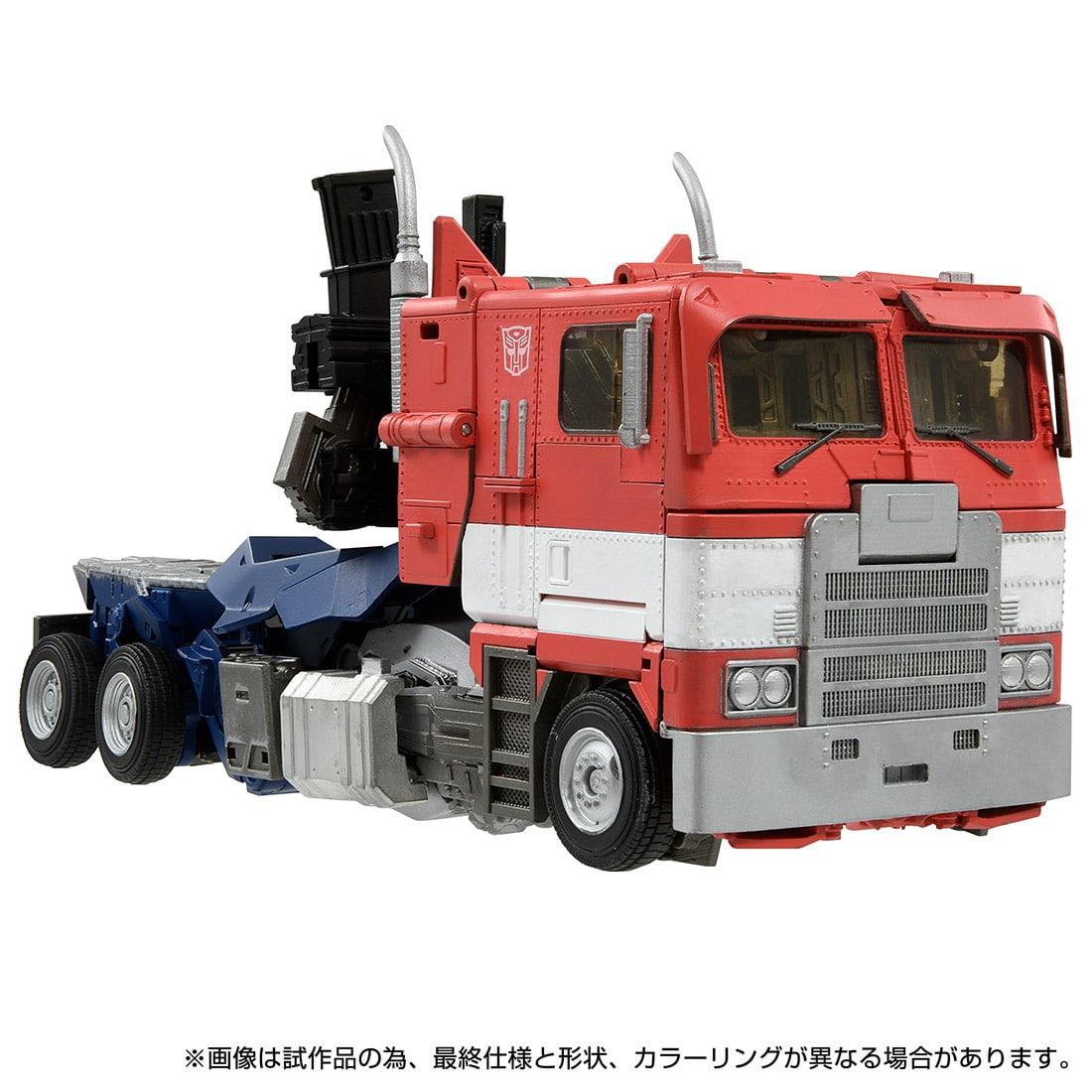 マスターピース『MPM-12 オプティマスプライム』トランスフォーマー 可変可動フィギュア-006