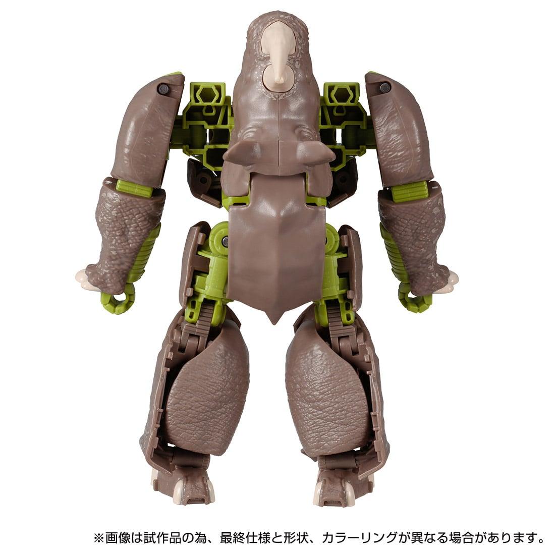 トランスフォーマー キングダム『KD-13 ライノックス』可変可動フィギュア-005