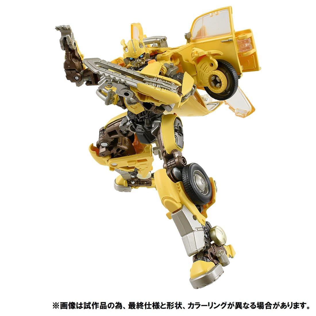 トランスフォーマー プレミアムフィニッシュスタジオシリーズ『PF SS-01 バンブルビー』可変可動フィギュア-001