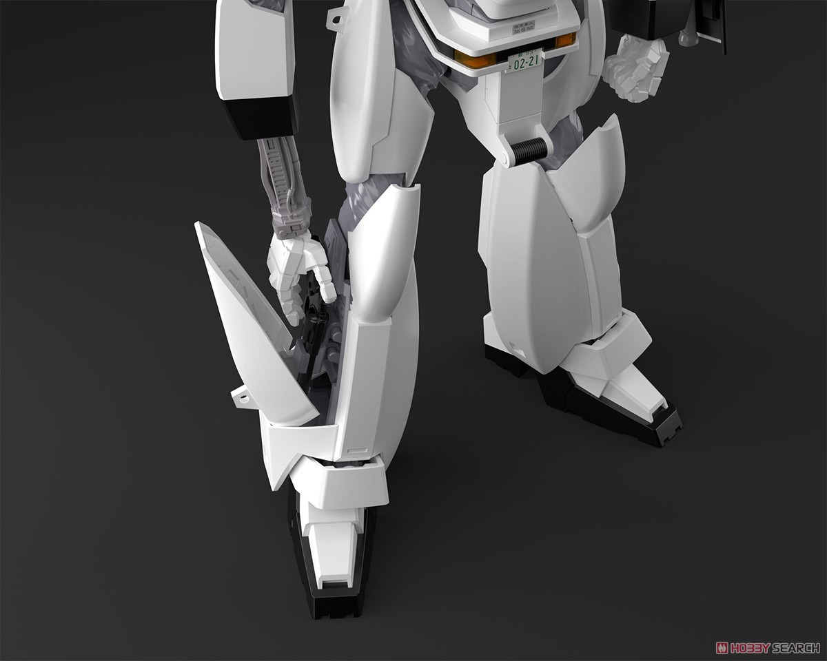 ACKS No.MP-01『AV-98 イングラム1号機』機動警察パトレイバー 1/43 プラモデル-008
