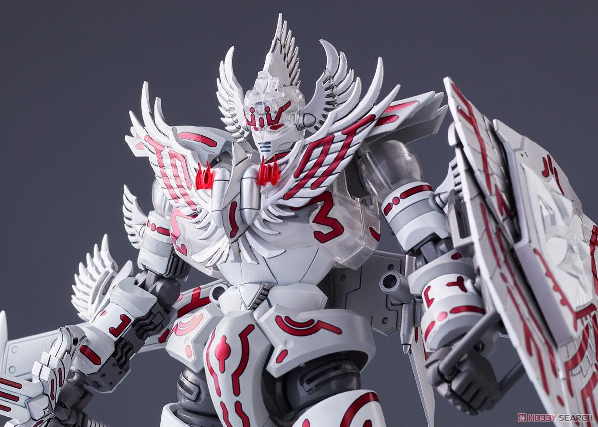 ACKS No.GR-02『合体 アトランジャーΩ』プラモデル-006