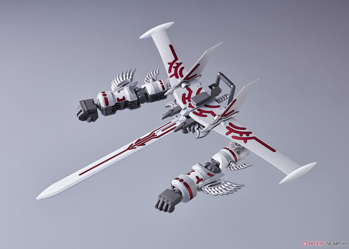 ACKS No.GR-02『合体 アトランジャーΩ』プラモデル-017