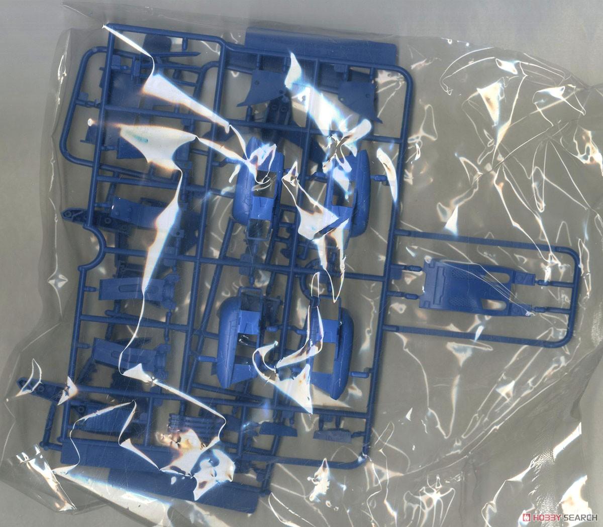 【再販】HMM『RZ-028 ブレードライガーAB』ゾイド 1/72 プラモデル-020