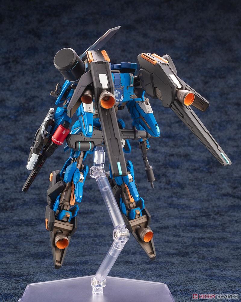 ファンタシースターオンライン2『A.I.Sヴェガ』1/72 プラモデル-002