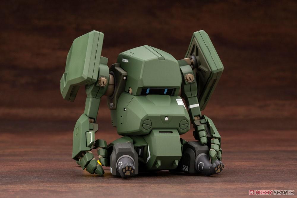 『陸上自衛隊07式-III型戦車 なっちん』1/35 プラモデル-005