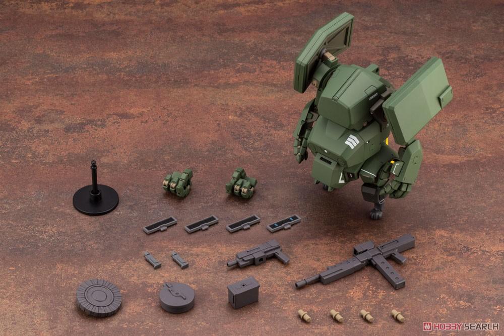 『陸上自衛隊07式-III型戦車 なっちん』1/35 プラモデル-008