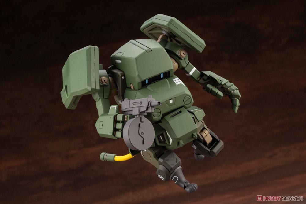 『陸上自衛隊07式-III型戦車 なっちん』1/35 プラモデル-009