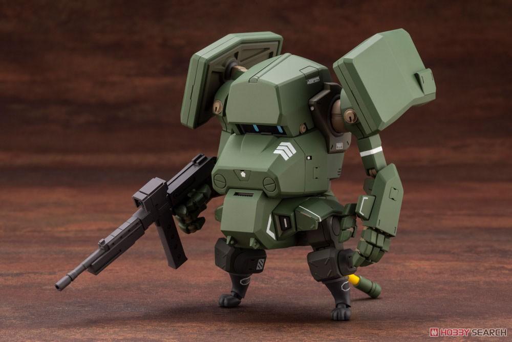 『陸上自衛隊07式-III型戦車 なっちん』1/35 プラモデル-010