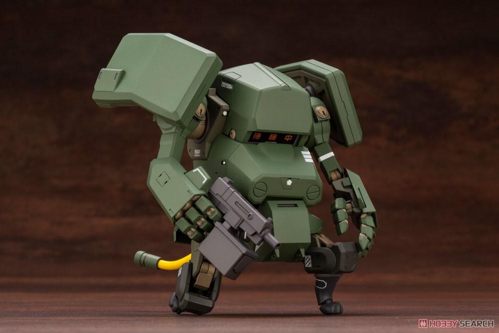 『陸上自衛隊07式-III型戦車 なっちん』1/35 プラモデル-011
