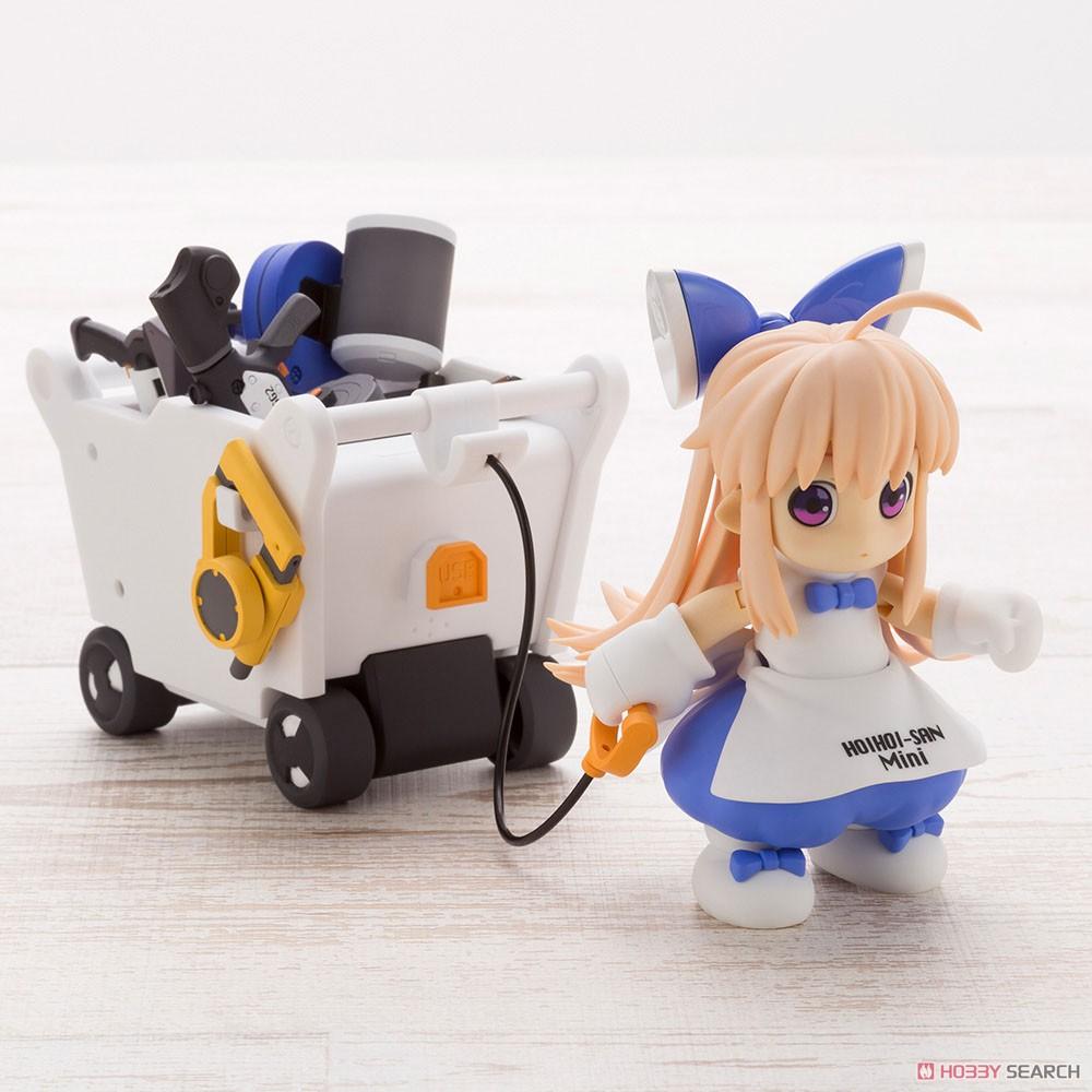 一撃殺虫!! ホイホイさんLEGACY『ホイホイさんMini with ホイホイキャリー plus』1/1 プラモデル-006