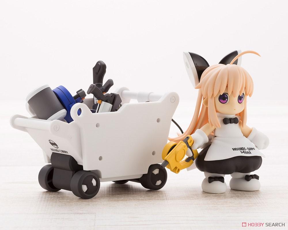 一撃殺虫!! ホイホイさんLEGACY『ホイホイさんMini with ホイホイキャリー plus』1/1 プラモデル-011