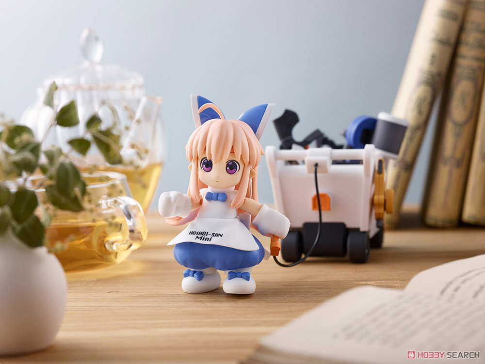 一撃殺虫!! ホイホイさんLEGACY『ホイホイさんMini with ホイホイキャリー plus』1/1 プラモデル-018