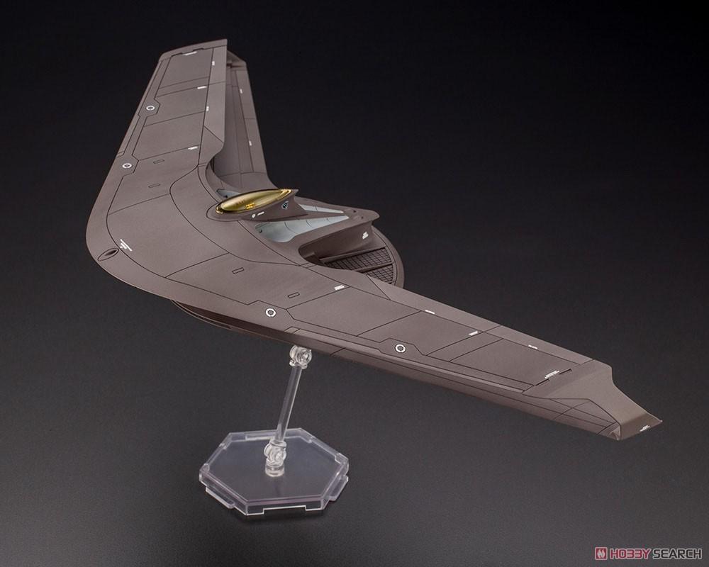 ACE COMBATシリーズ『X-49』1/144 プラモデル-001