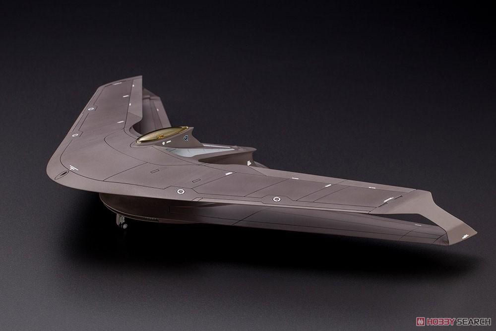 ACE COMBATシリーズ『X-49』1/144 プラモデル-007
