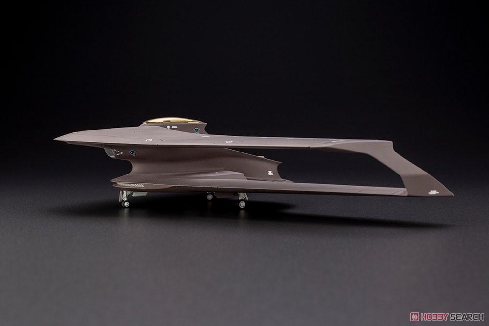 ACE COMBATシリーズ『X-49』1/144 プラモデル-009