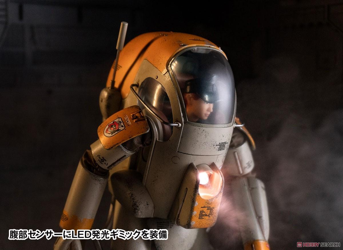 マシーネンクリーガー『グスタフ』1/16 可動フィギュア-008