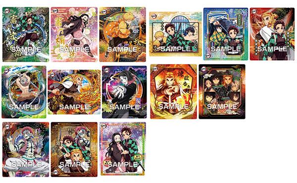 【食玩】鬼滅の刃『鬼滅の刃 マグネットコレクションガム2』14個入りBOX-006