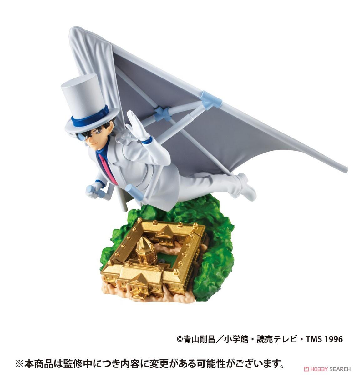 プチラマシリーズ『名探偵コナン SECRET SCENE BOX Vol.1』4個入りBOX-003