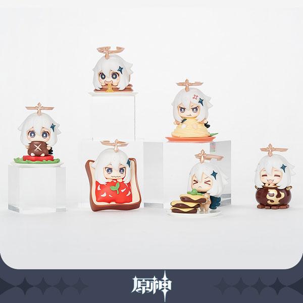 原神『「非常食じゃないから!」パイモン マスコットフィギュアコレクション』6個入りBOX