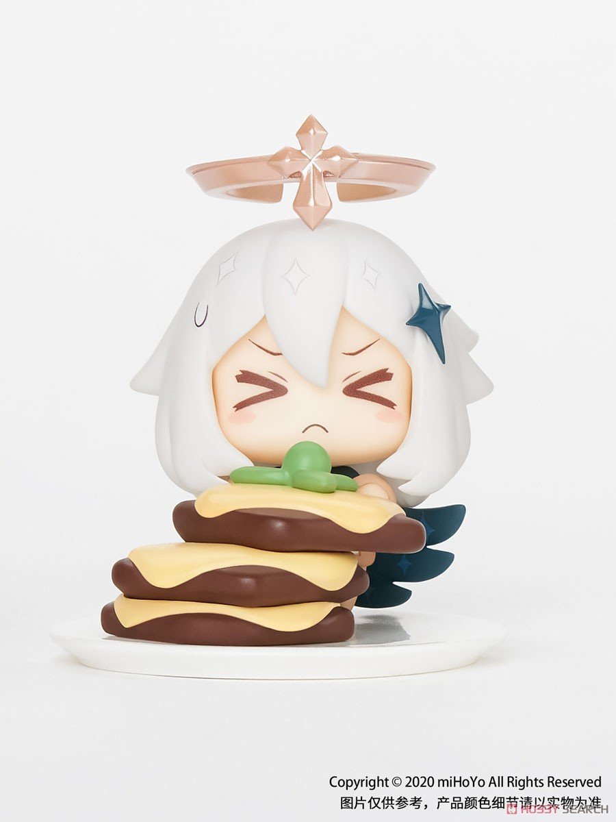 原神『「非常食じゃないから!」パイモン マスコットフィギュアコレクション』6個入りBOX-004